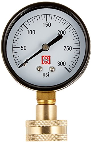 EZ-FLO 45169 Water Pressure Test Gauge