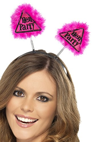 [Hen Party Warning Boppers Fancy Dress Accessories Costume] (Hen Night Costume Accessories)