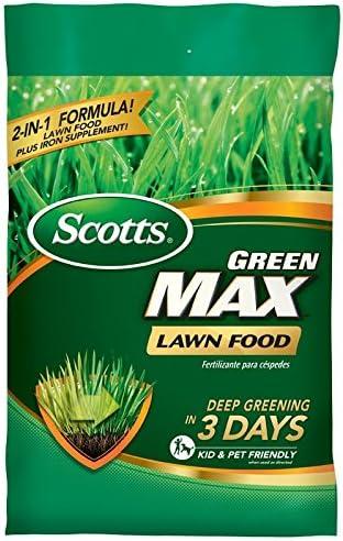 Green Max Lawn Food
