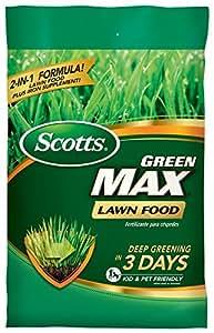 Scotts Green Max Lawn Food 5,000 sq. ft.