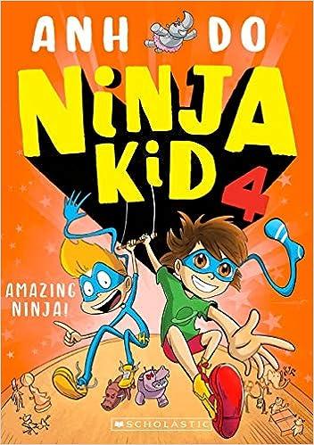Ninja Kid #4: Amazing Ninja!: 9781760662837: Amazon.com: Books