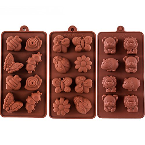 Animal Chocolates - 6