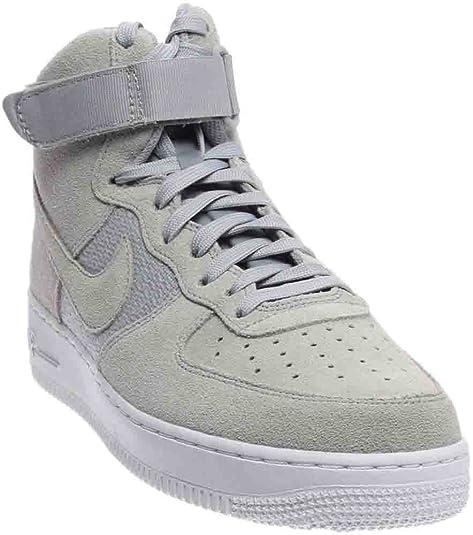 huge selection of 0030f be62a Nike Air Force 1 High  07, Scarpe Sportive da Uomo, Grigio (Grey
