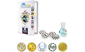 Moonlite Gift Pack Storybook Projector for Smartphones with 5 Stories