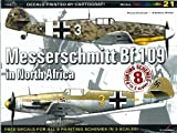 Messerschmitt Bf 109 in North Africa (Topcolors Series KG15021) (Mini Topcolors)