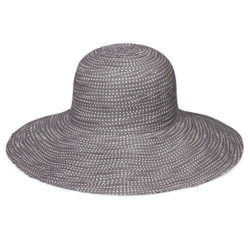 0536a3e31c1 Wallaroo Hat Company Women s Petite Scrunchie Sun Hat - UPF 50+ -  Crushable