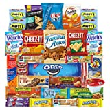 Snacks Care Package - Chips, Cookies, Candy Assortment Bundle Gift Pack and Variety Box (30 Count)