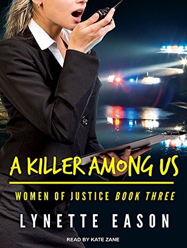 A Killer Among Us (Women of Justice) by Tantor Audio