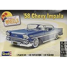 Revell '58 Chevy Impala Plastic Model Kit