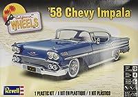 アメリカレベル 1/25 シェビーインパラ 1958年 プラモデル 4419の商品画像