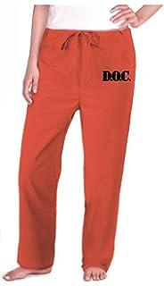 Amazon.com: Disfraz de prisión Naranja Doc Convict Uniforme ...