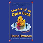Murder of an Open Book | Denise Swanson