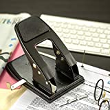 Officemate Heavy Duty 2-Hole Punch, Padded