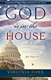 img - for God Is in the House: Congressional Testimonies of Faith book / textbook / text book