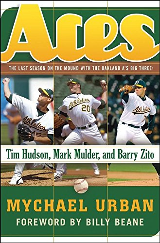 (Aces : The Last Season on the Mound with the Oakland A's Big Three: Tim Hudson, Mark Mulder, and Barry Zito)