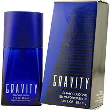 GRAVITY by Coty COLOGNE SPRAY 1 OZ for MEN