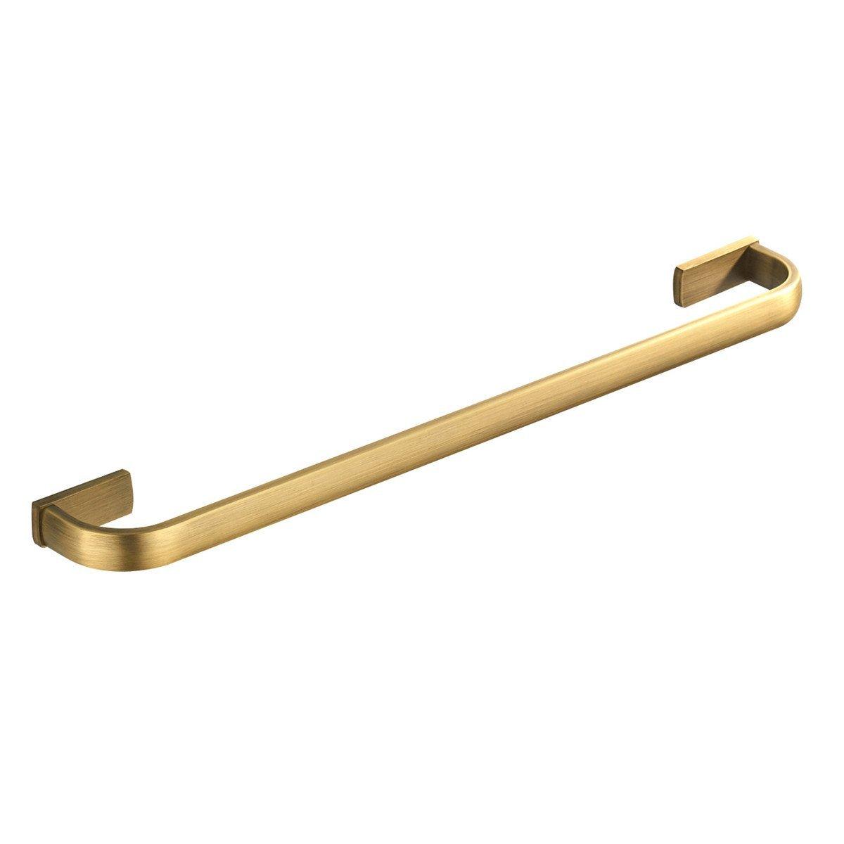 Bathfirst Towel Ring Holder 29.5 CM/11.6 Inchs Brass Golden for Bathroom