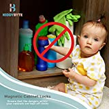 Magnetic Child Safety Cabinet Locks - 20 Lock + 3