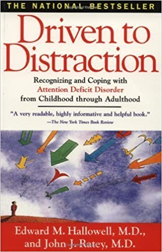 Recognizing and Coping with Attention Deficit Disorder