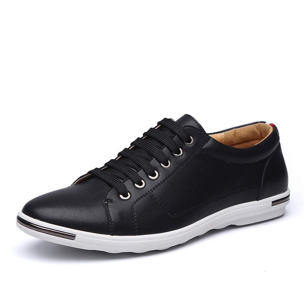Another Summer Men's Classic Casual Skate Shoes Fashion Leather Sneakers