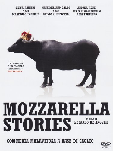 Mozzarella Stories [Italian Edition] ()