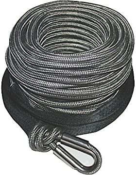 Bulldog 500516 Silver Universal 80 Electric Winch Wire Rope