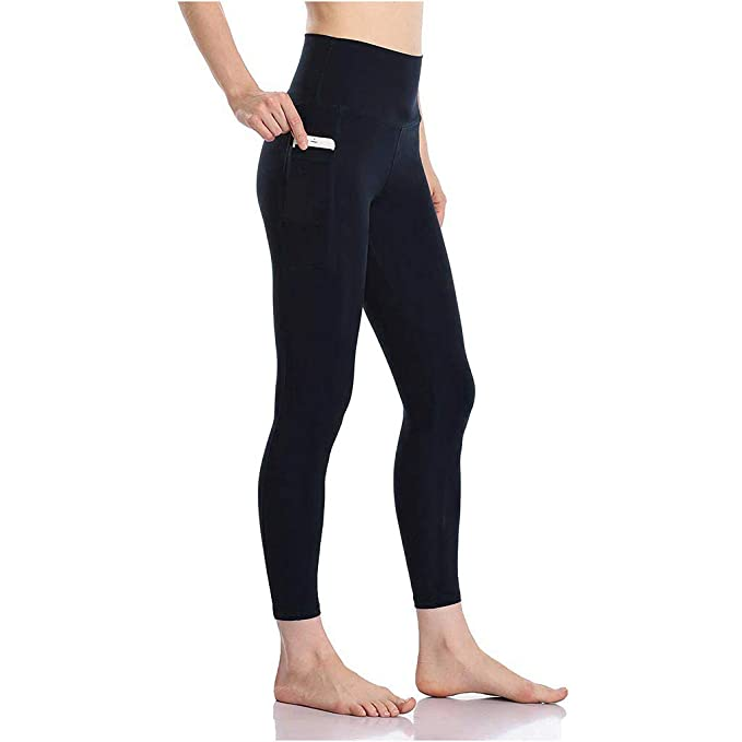 Vectry Pantalones Mujer Workout out Pocket Leggings Aptitud ...