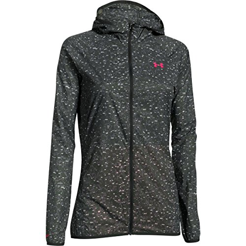 Under Armour Women's UA Anemo Jacket Combat Green Outerwear XL (US 16)
