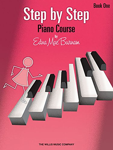 Step by Step Piano Course - Book 1 (Step by Step (Hal Leonard))