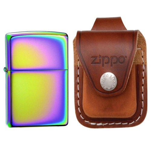 "Zippo ""Spectrum"" Lighter"