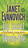 Book cover from Top Secret Twenty-One: A Stephanie Plum Novel by Janet Evanovich