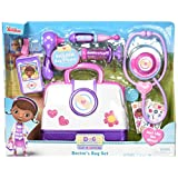 Just Play Doc McStuffins Hospital Doctor 's juego de bolsa