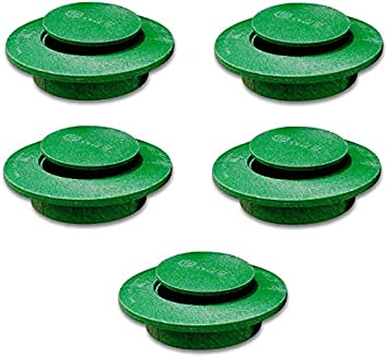Green Fоur Расk 3 4-Inch NDS 420C Pop-Up Drainage Emitter