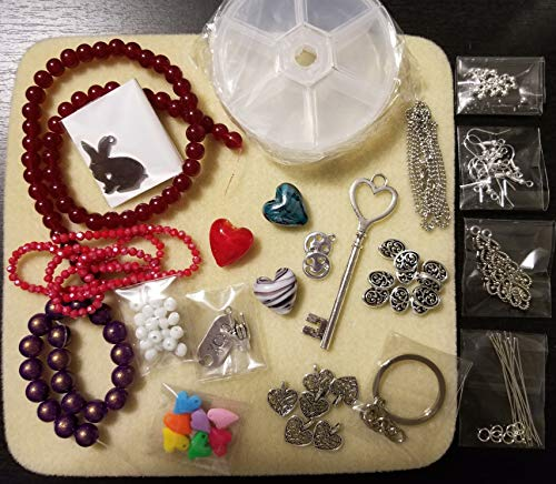 Beads to Beauty Monthly Bead Club Subscription - Delivered (Bead Lovers)