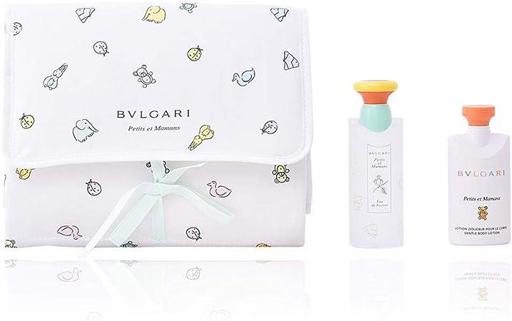 Bvlgari - Estuche de regalo eau de toilette petits et mamans bulgari: Amazon.es: Belleza