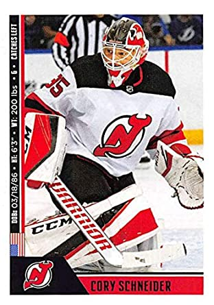 finest selection 95a6f 0ca7c Amazon.com: 2018-19 Panini NHL Stickers Collection #128 Cory ...