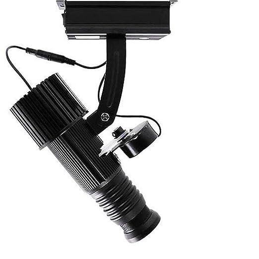 WUZHENG 35W LED Imagen Personalizada GOBO Logo Proyector Luz para ...