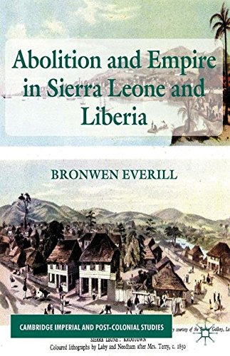 Abolition and Empire in Sierra Leone and - Britain Sierra Leone Shopping Results
