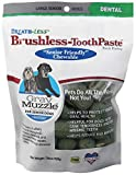 Ark Naturals Gray Muzzle Breath-less Brushless Toothpaste, Vet Recommended Natural Dental Chews for Large Senior Dogs, Plaque, Tartar and Bacteria Control For Sale