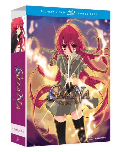 Shakugan No Shana: Season 3, Part 1 (Limited Edition Blu-ray/DVD Combo)