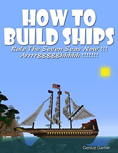 BUILD SHIPS Arrrrggggghhhhh step step ebook product image