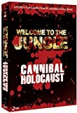 Coffret Horreur : Cannibal holocaust / Welcome tot the jungle