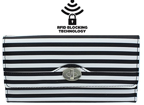 mundi-file-master-rfid-blocking-wallet-clutch-organizer-black-and-whte-stripe