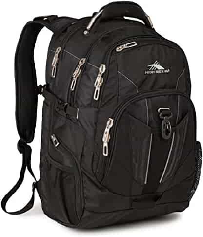 High Sierra XBT TSA Laptop Backpack