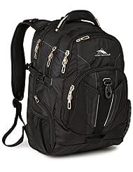 High Sierra Xbt, Tsa Backpack, Black, International Carry-On