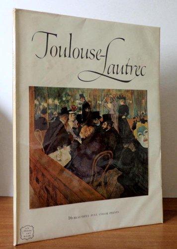 Toulouse-Lautrec [16 Color Prints]