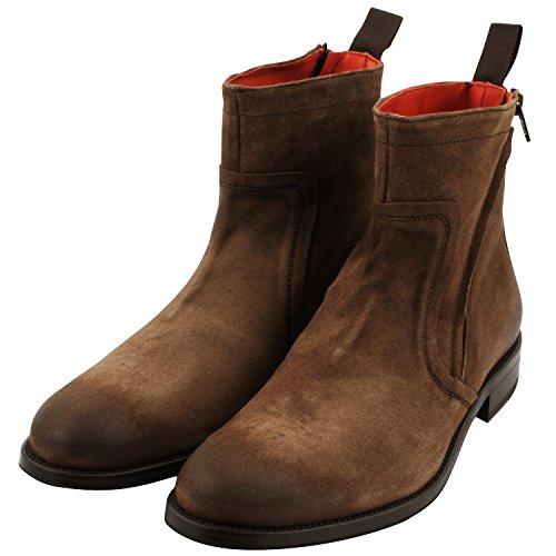 Exclusif Paris Borys, Chaussures homme Bottines