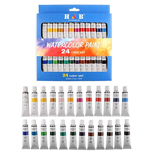 Watercolor Aluminum Professional Painting Beginners product image