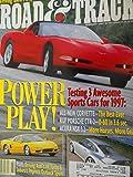 1997 Chevy Chevrolet Corvette / 1997 Audi A8 4.2 Quattro / 1997 Acura NSX T Road Test