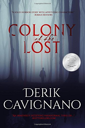 Colony Lost Derik Cavignano product image